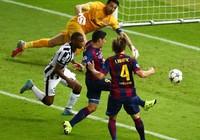 Juve không đi vào vết xe Paris St Germain