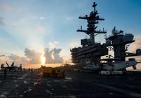 Loạn vị trí đội tàu sân bay Mỹ