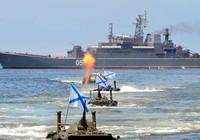 Nga-Trung tăng quân tới biên giới Triều Tiên