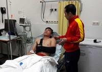 Chấn thương hoành hành U-20 Việt Nam