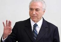 Tổng thống Brazil lại dính bê bối tham nhũng