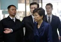 Gay cấn phiên xử bà Park Geun-hye