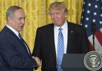 Ông Trump nỗ lực thúc đẩy hòa bình Israel-Palestine