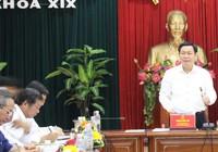 Bộ Chính trị kiểm tra công tác nhân sự