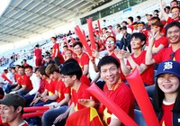 U-20 Việt Nam sẽ mở cửa đi tiếp
