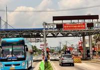 Tổng cục Đường bộ đề xuất siết quản lý thu phí trạm BOT