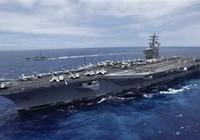 Triều Tiên phóng tên lửa 'đón' tàu sân bay Mỹ