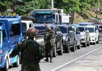 Lính bắn tỉa nhóm Maute cố thủ tại TP Marawi