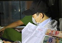 Tiệm vàng trong Parkson Hùng Vương bị trộm