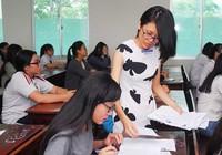 Bộ GD&ĐT lưu ý thí sinh quy trình làm bài thi tổ hợp