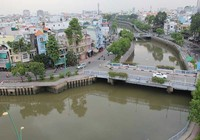 'Nhức đầu' với kênh Nhiêu Lộc - Thị Nghè