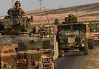 Thổ Nhĩ Kỳ điều quân tiếp viện tới Bắc Syria