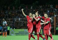 U-22 Việt Nam và U-22 Indonesia