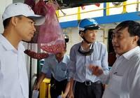 Vụ tàu thép: Nam Triệu thay 11 máy mới cho dân