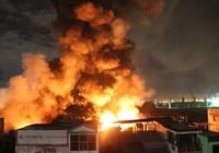 Điều tra vụ cháy dữ dội gần cảng Sài Gòn