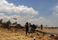 Giao tranh dữ dội miền Nam Syria buộc Israel không kích