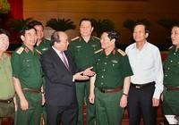 Đảng, Nhà nước và nhân dân luôn ủng hộ quân đội