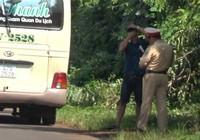 Thanh tra công an vào cuộc CSGT kiểm tra chớp nhoáng