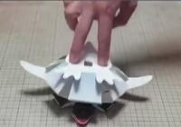 Nghệ thuật xếp giấy chuyển động độc đáo của Nhật Bản