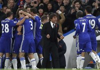 Chiến dịch bảo vệ ngôi vương của Chelsea