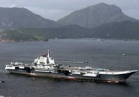 Tàu Mỹ bám tàu sân bay Trung Quốc sát Đài Loan