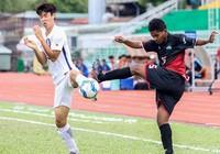 U-23 Hàn Quốc trả giá vì khinh địch