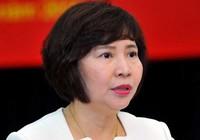 Ban Bí thư miễn nhiệm chức vụ bà Kim Thoa