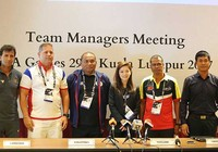 Bảng B có đến 3 đội cùng đòi vô địch SEA Games