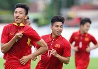 U-22 VN -U-22 Đông Timor 4-0: Cái chân trái của Văn Hậu