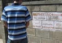 Tiểu bậy 1 lần bị phạt đến 3 triệu đồng