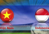 Trực tiếp U-22 Việt Nam - U-22 Indonesia