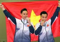 Cơn mưa vàng giúp thể thao Việt Nam lên ngôi nhì
