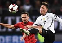 Đức khẳng định sức mạnh nhà vô địch thế giới