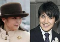 Công chúa Nhật từ bỏ hoàng gia để cưới thường dân