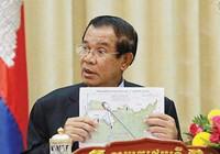 Lào-Campuchia tìm bản đồ giải quyết tranh cãi biên giới