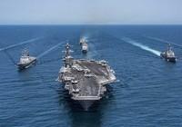 Tên lửa, tàu sân bay Mỹ sẽ đến Hàn Quốc