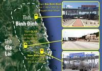 Kiến nghị giảm phí 3 trạm BOT ở Bình Định