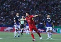 Thắng khó Campuchia và nỗi đau bóng đá Việt