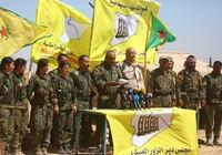 Syria chạy đua giành đất với đồng minh của Mỹ