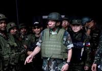 Ông Duterte có thể thiết quân luật toàn Philippines