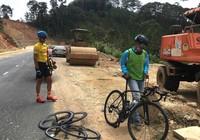 Thêm một 'nạn nhân' ở đèo Khánh Lê