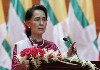 Bà Suu Kyi lên tiếng về khủng hoảng ở Myanmar