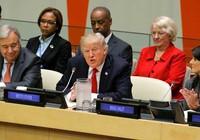 Ông Trump và canh bạc tại Liên Hiệp Quốc