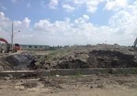 Nguy cơ ô nhiễm từ hơn 27.000 tấn bùn