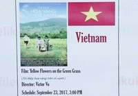 Tôi thấy hoa vàng trên cỏ xanh dự Tuần lễ phim ASEAN
