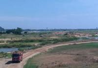 Phú Yên: Khai thác 'chui' cả triệu m3 cát