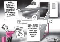 Bị cấm đi thăm con vì… nợ thuế