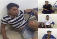 Băng cướp giật khét tiếng ở Tân Phú bị bắt