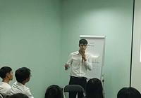 Anh chàng nước ngoài mở dự án lo sức khỏe người Việt