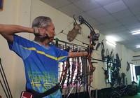 Siêu cung thủ 86 tuổi ở Sài Gòn